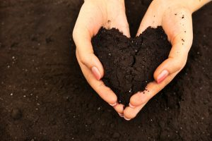 soil is a finite resource